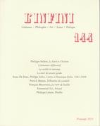 L'Infini N° 144