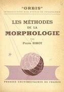Les méthodes de la morphologie