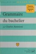 Grammaire du bachelier