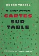 Le bridge pratique : cartes sur table