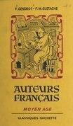 Auteurs français : Moyen Âge