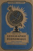 Précis de géographie économique