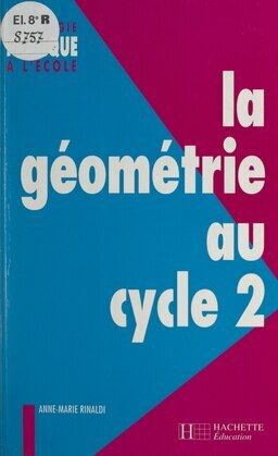 La géométrie au cycle 2