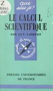 Le calcul scientifique