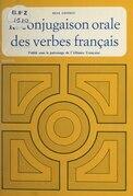 La conjugaison orale des verbes français
