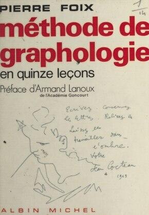 Méthode de graphologie