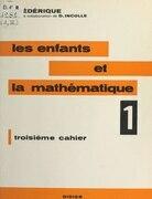 Les enfants et la mathématique (1)