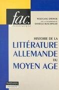 Histoire de la littérature allemande du Moyen Âge