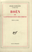 Boën ou La possession des biens