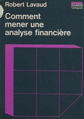 Comment mener une analyse financière