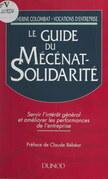 Le guide du mécénat-solidarité