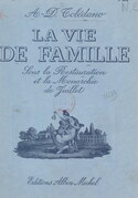 La vie de famille sous la Restauration et la Monarchie de Juillet