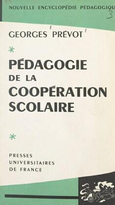 Pédagogie de la coopération scolaire