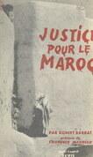 Justice pour le Maroc