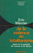 De la violence au totalitarisme