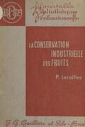 La conservation industrielle des fruits