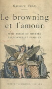 Le browning et l'amour