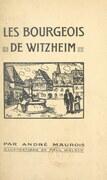Les bourgeois de Witzheim