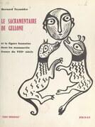 Le sacramentaire de Gellone et la figure humaine dans les manuscrits francs du VIIIe siècle