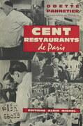 Cent restaurants de Paris