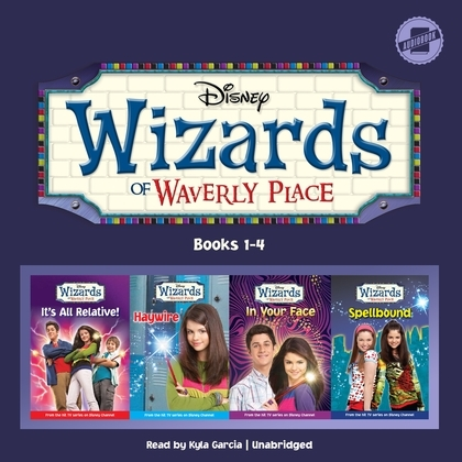 Wizards of Waverly Place: Books 1–4