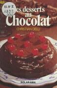 Les desserts au chocolat