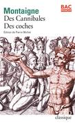 « Des Cannibales » suivi de « Des Coches »