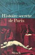 Histoire secrète de Paris