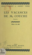 Les vacances de Monsieur Couche