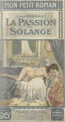 La passion de Solange