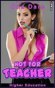 Hot For Teacher: Higher Education