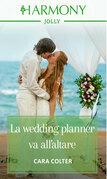 La wedding planner va all'altare