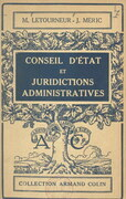 Conseil d'État et juridictions administratives