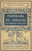 Panorama du théâtre