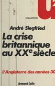 La crise britannique au XXe siècle