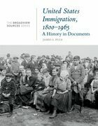 United States Immigration, 1800-1965: A History in Documents