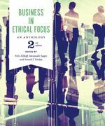 Business in Ethical Focus: An Anthology – Second Edition