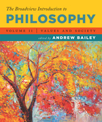 The Broadview Introduction to Philosophy Volume II: Values and Society