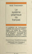 Le système graphique du français