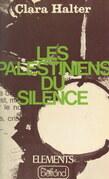 Les Palestiniens du silence