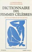 Dictionnaire des femmes célèbres