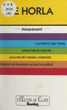 Le Horla, Maupassant