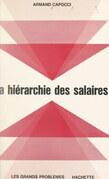 La hiérarchie des salaires