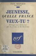 Jeunesse, quelle France veux-tu ?