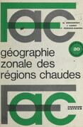 Géographie zonale des régions chaudes