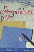 La correspondance privée