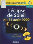 L'éclipse de soleil du 11 août 1999