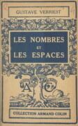 Les nombres et les espaces