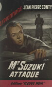 Mr Suzuki attaque