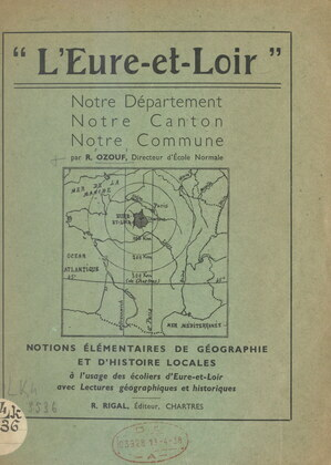 L'Eure-et-Loir, notre département, notre canton, notre commune